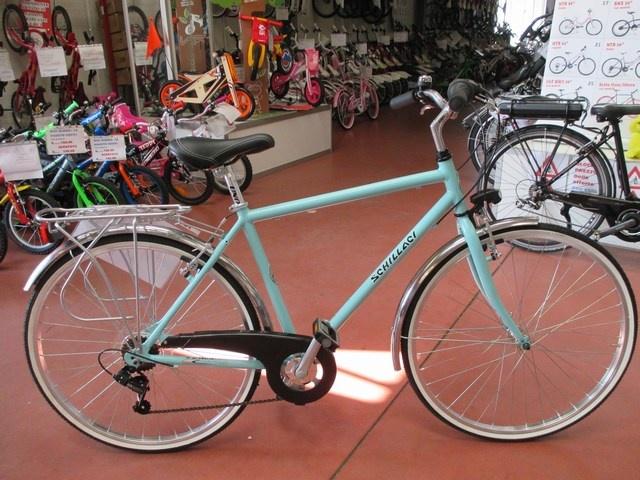City Bike 28 Uomo In Alluminio