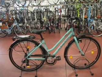 City Bike Spillo Rubino 21 V